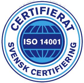 ISO 14001 för bra miljöarbete på vavis