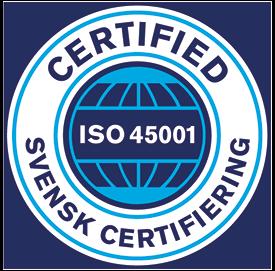 ISO_45001 arbetsmiljöarbete hos vavis ab